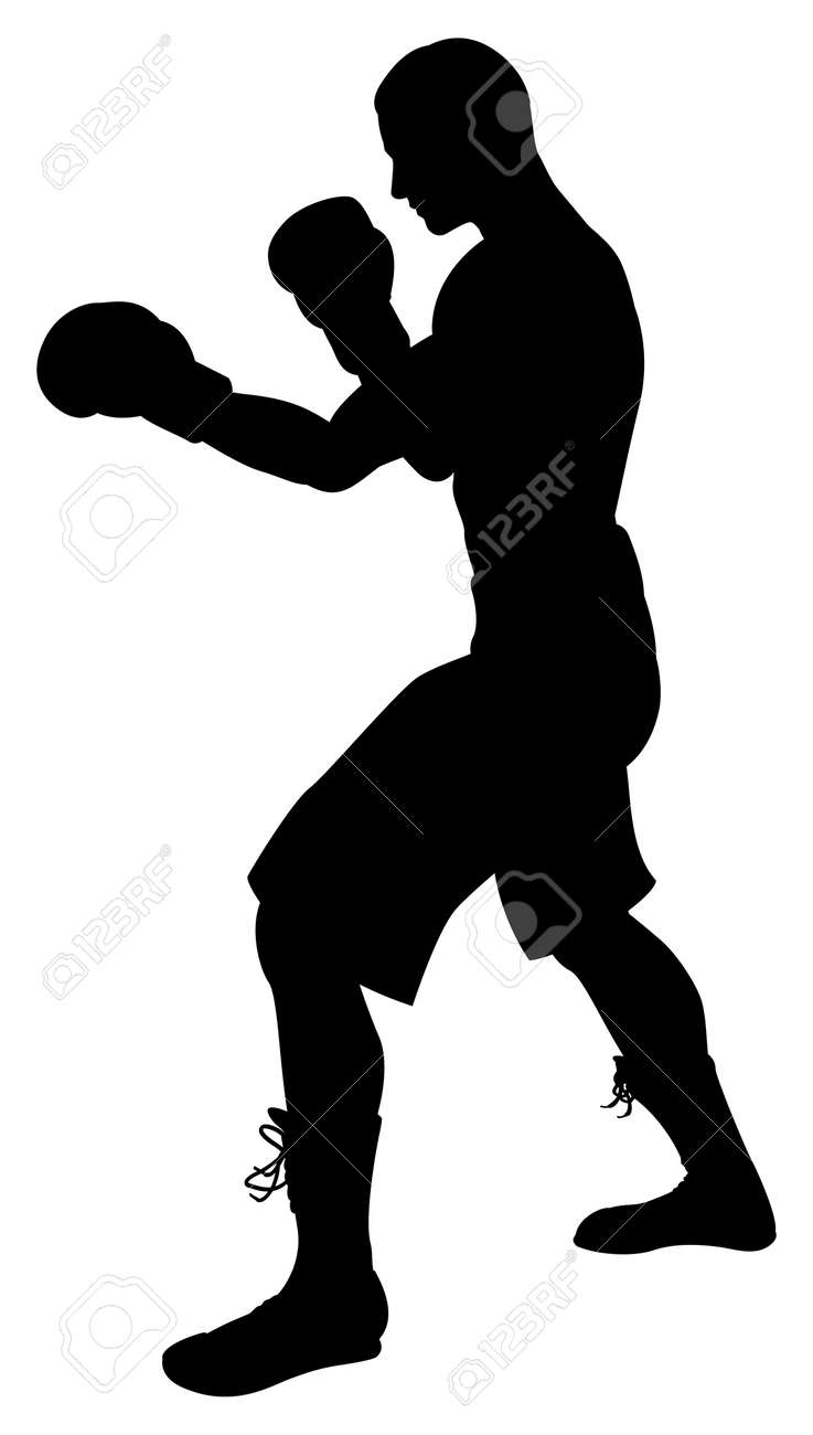 21,577 Boxing Stock Vector Illustration And Royalty Free Boxing ...