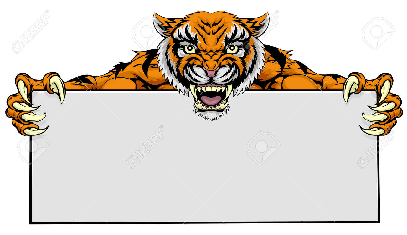 24,929 Tiger Stock Vector Illustration And Royalty Free Tiger Clipart