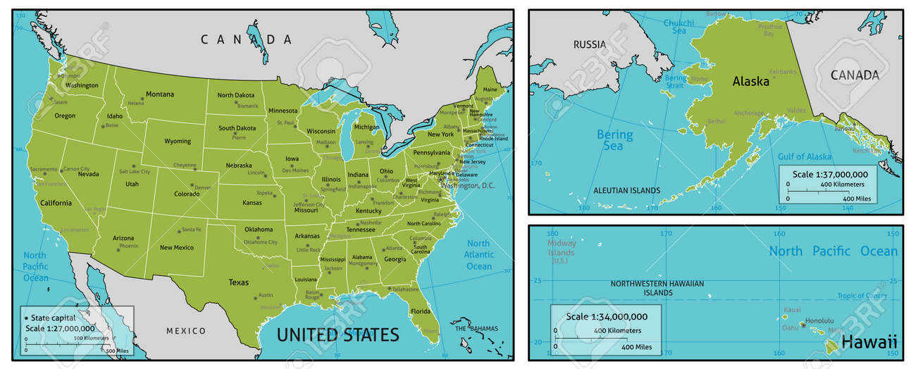 Usa County World Globe Editable Powerpoint Maps For Sales And Us Map Of All States