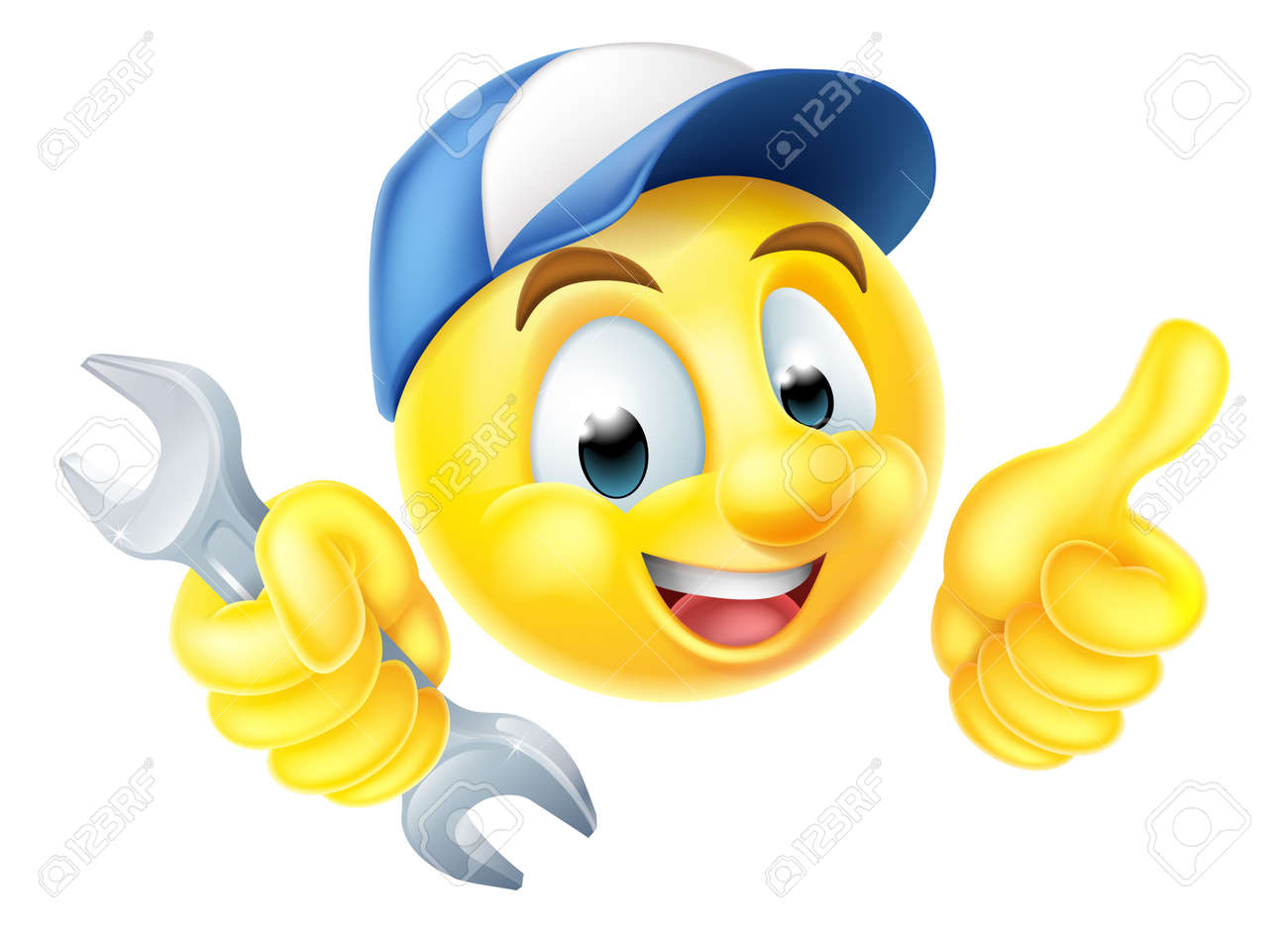 """Résultat de recherche d'images pour """"smiley ouvrier"""""""
