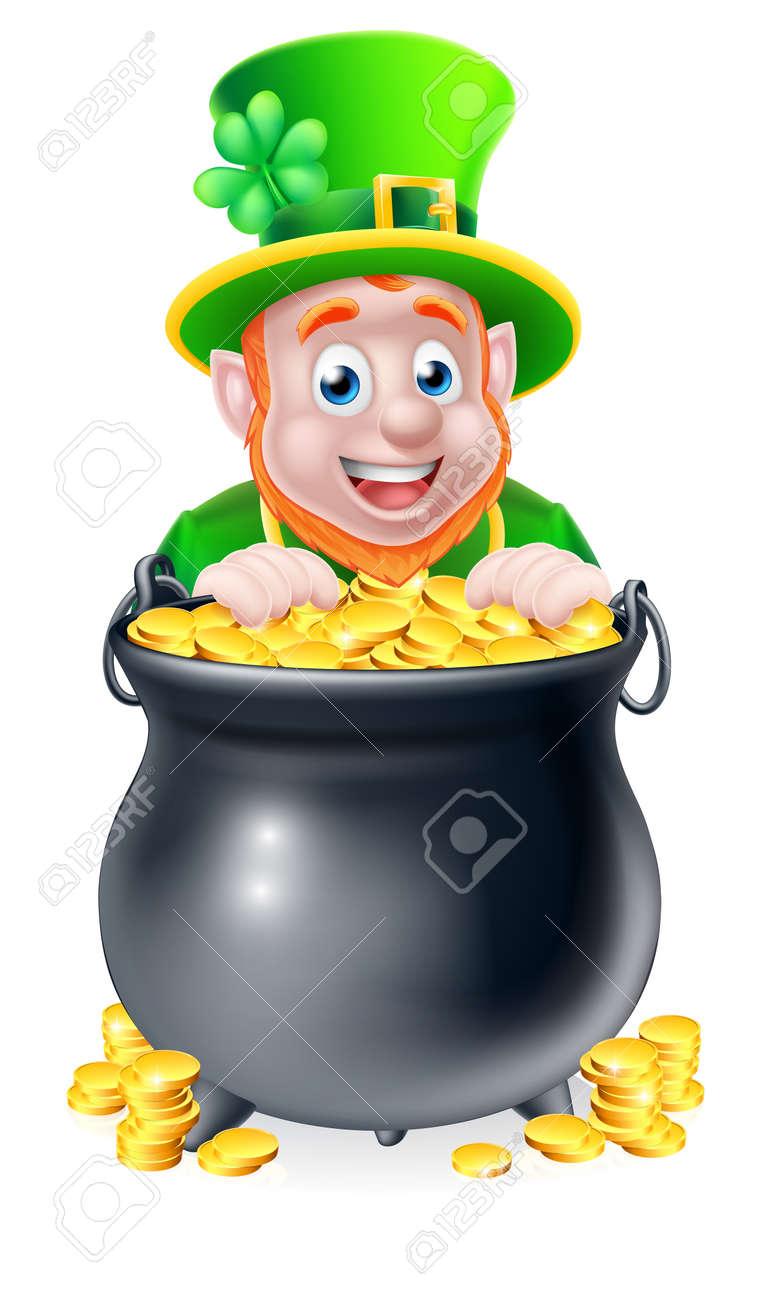 Pot Of Gold Stock Photos Royalty Free Pot Of Gold Images