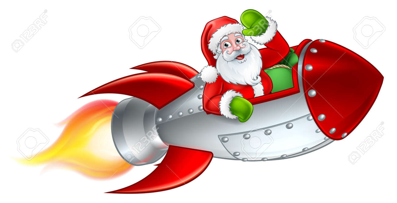 Image result for copyright free rocket christmas tree