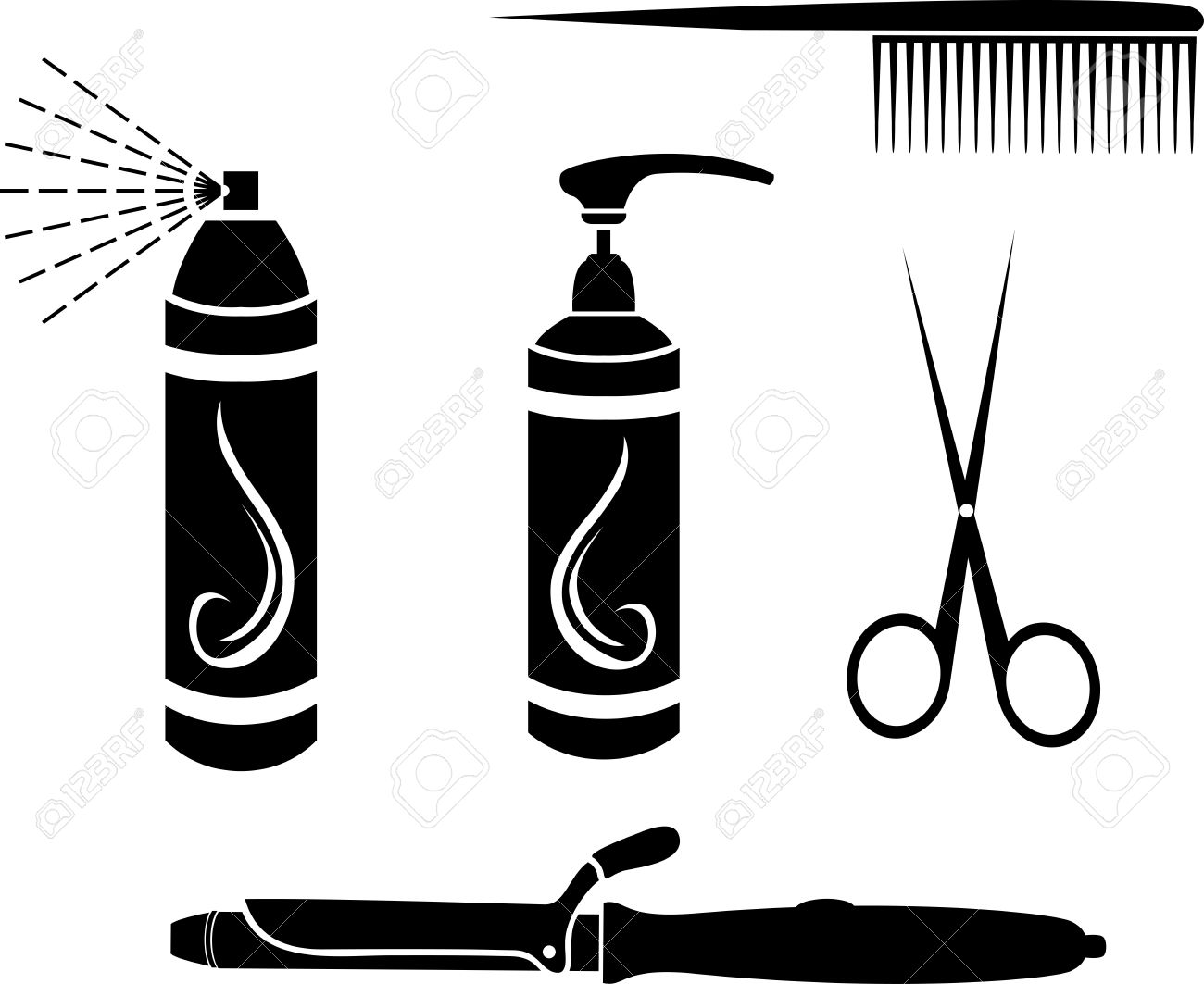 Barber Clipart American Barber Clipart