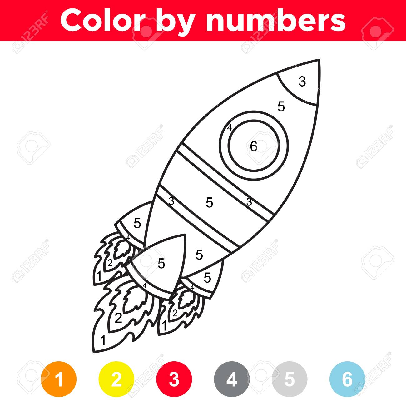 File:Classic alphabet numbers chart at coloring-pages-for-kids ... | 1300x1300