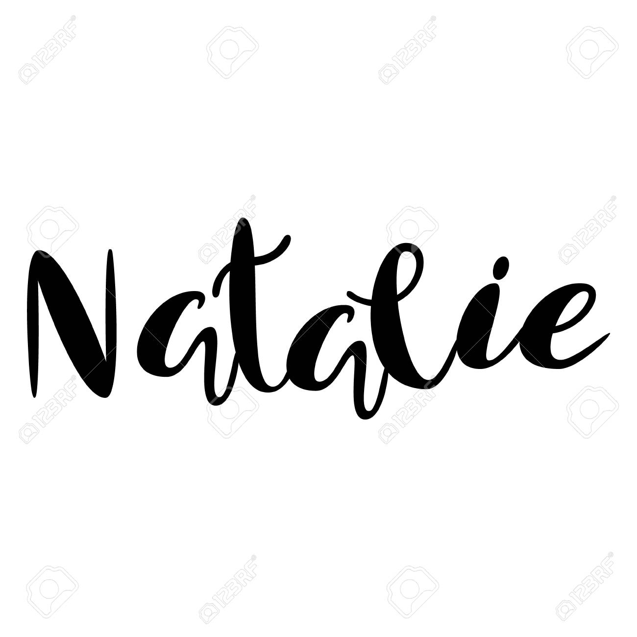 Natalie Text
