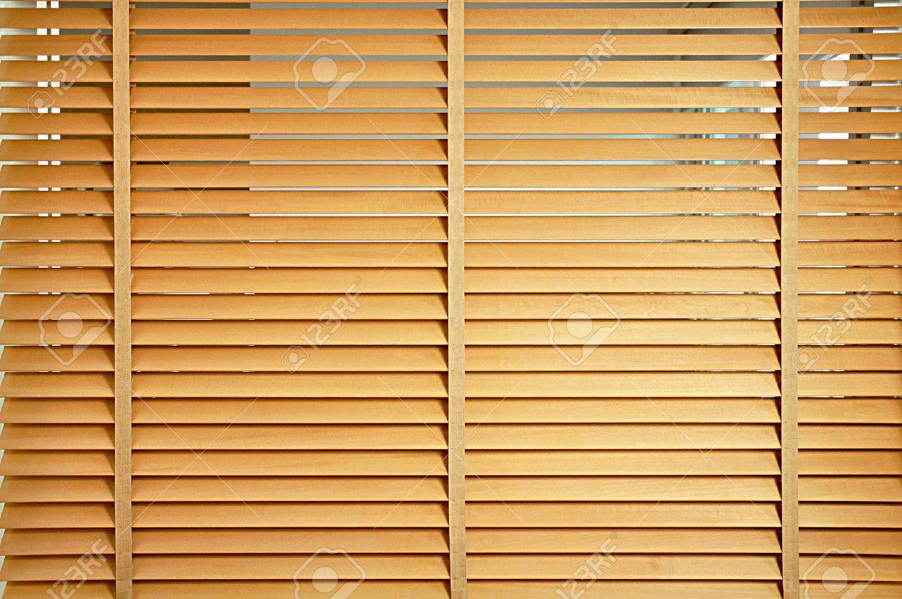 木製カーテンまたはブラインド ロイヤリティーフリーフォト、ピクチャー