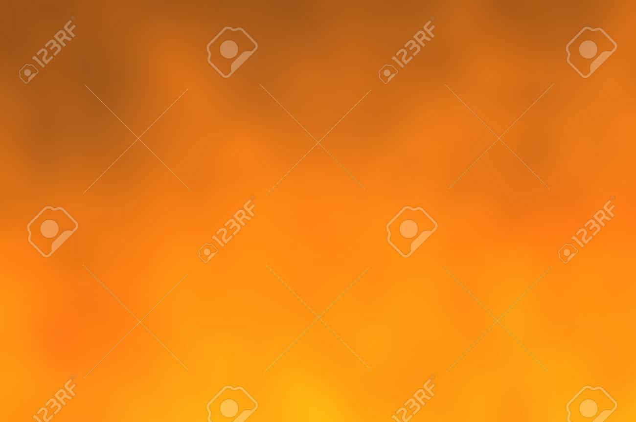 Orange Background Abstrait - Riche Thème De Couleur Chaude Banque D ...