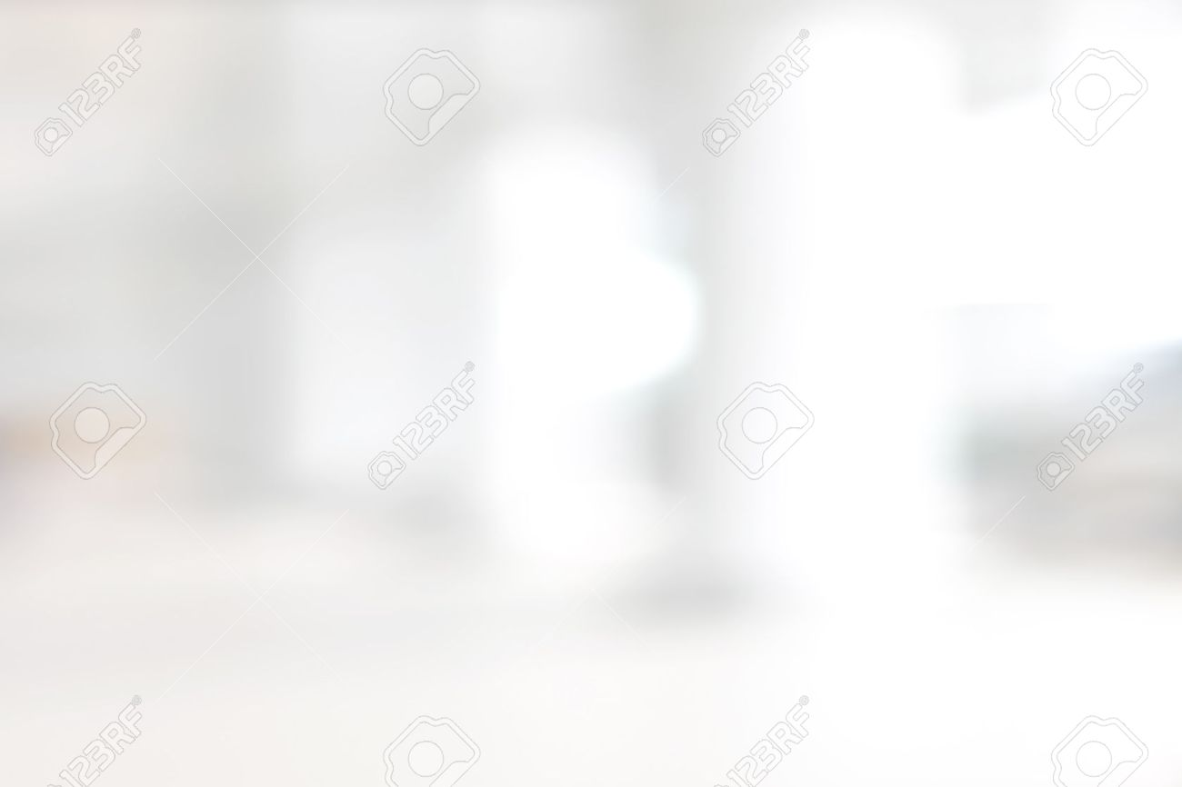 White blur abstract background from building hallway (corridor) Stock Photo - 40928049