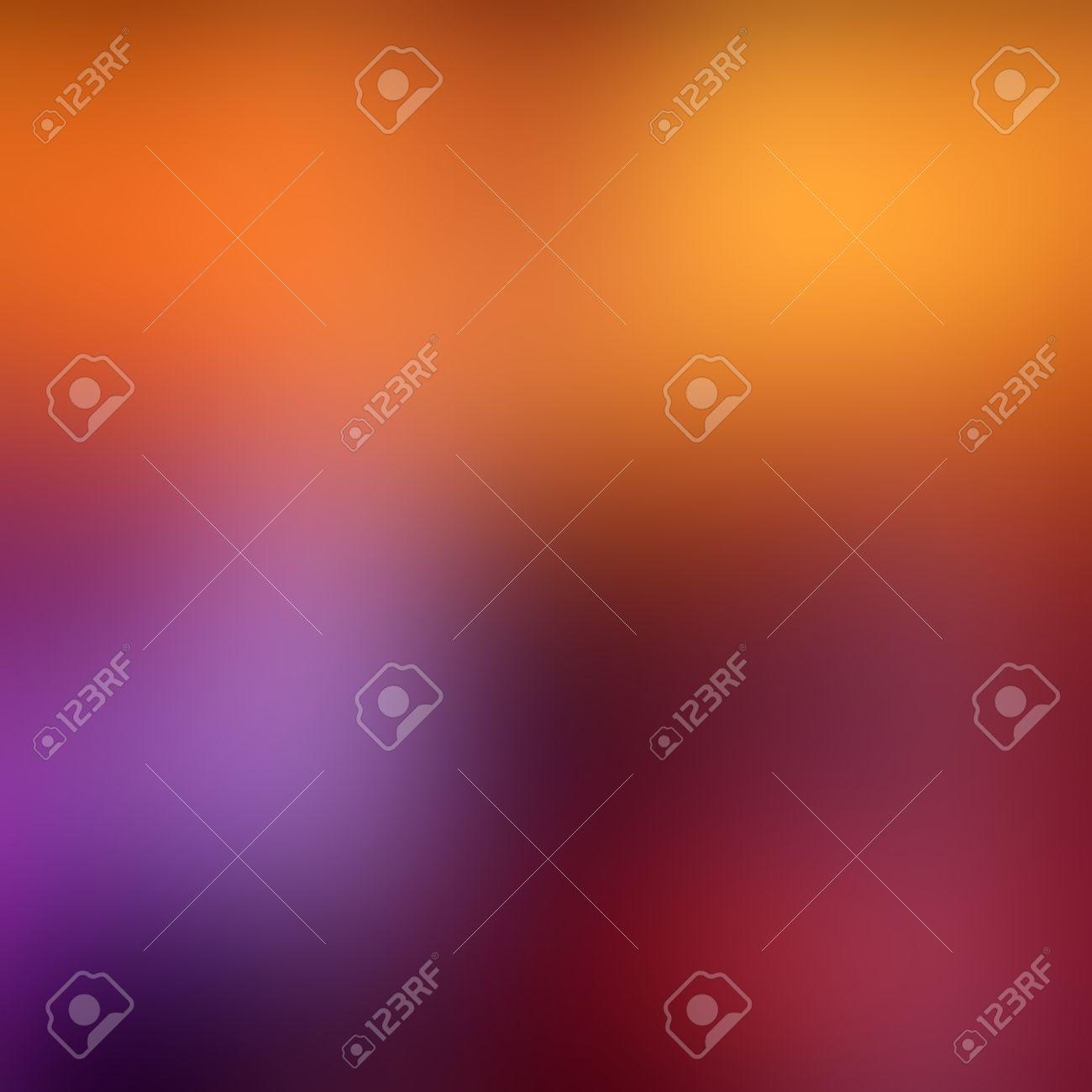 Mezcla De Colores De Fondo Abstracto Degradado Con Colores Morado Rojo Y Naranja Calido Concepto De Fondo De Color