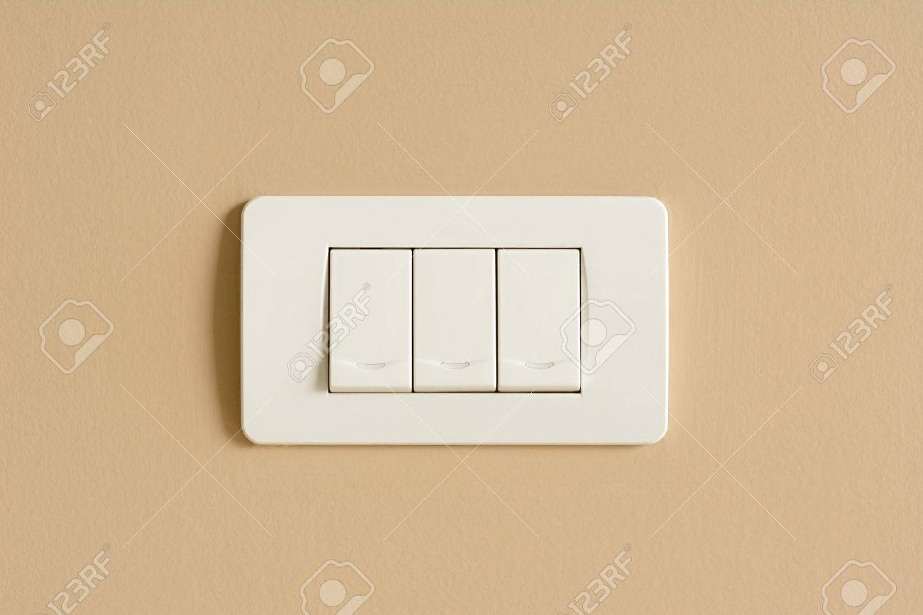 Triple Wall Light Switch - Free Download Wiring Diagram