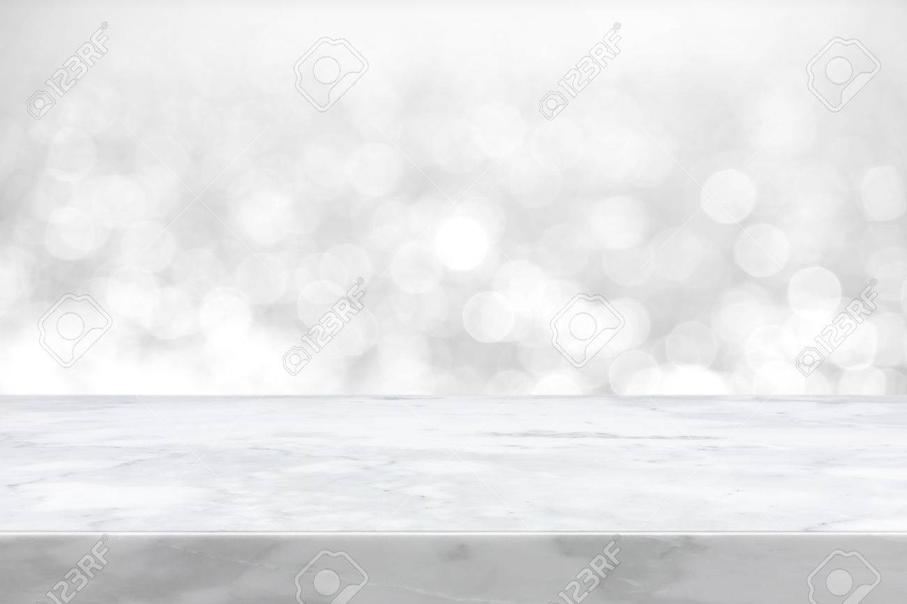 countertop background. Brilliant Countertop Stock Photo  White Marble Stone Countertop On Blue Bokeh Abstract  Background Can Be Used For Display Or Montage Your Products Inside Countertop Background E