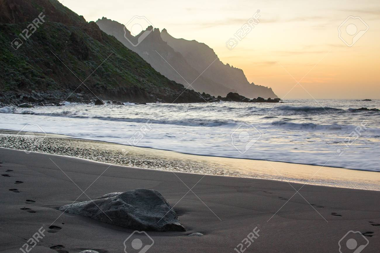 Lansdcape of Tenerife, Canary Islands, Spain - 21944667