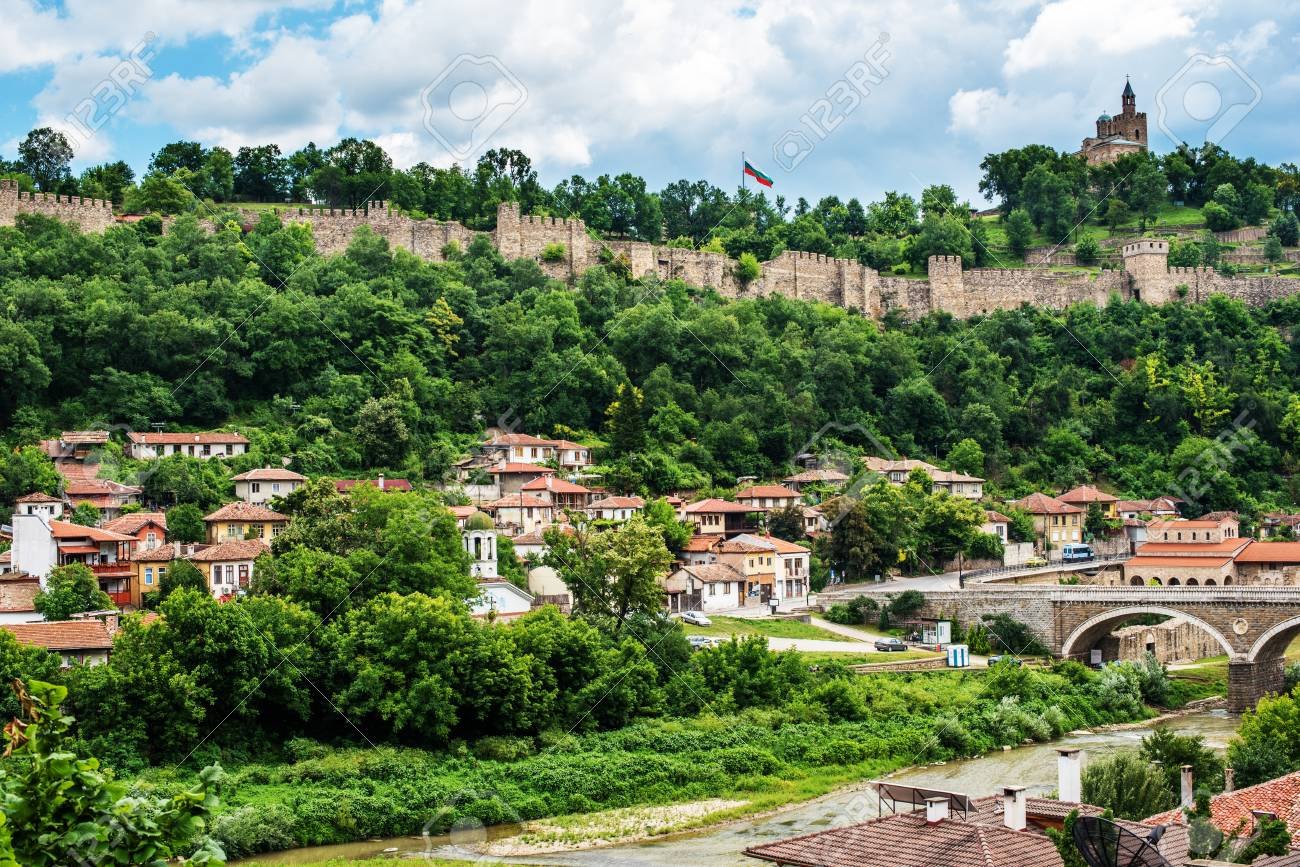Veliko Tarnovo, the historical capital of Bulgaria - 44267252