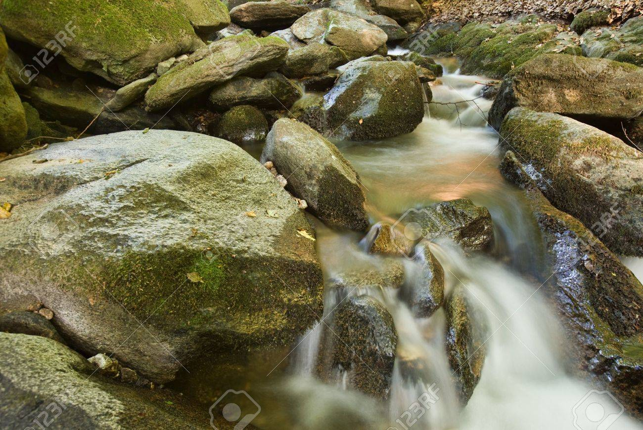 rocks water Stock Photo - 10506701