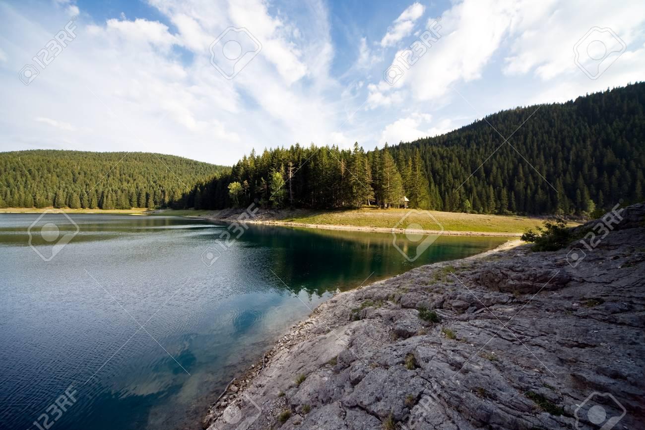 Beautiful lake Stock Photo - 17491516