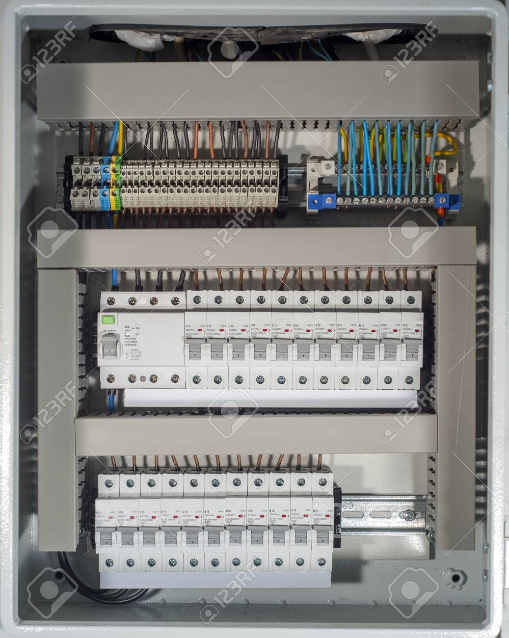 automatic fuses and wires in fusebox electricity distribution 2003 chevy impala fuse box automatic fuses and wires in fusebox electricity distribution box inside stock photo 56082138
