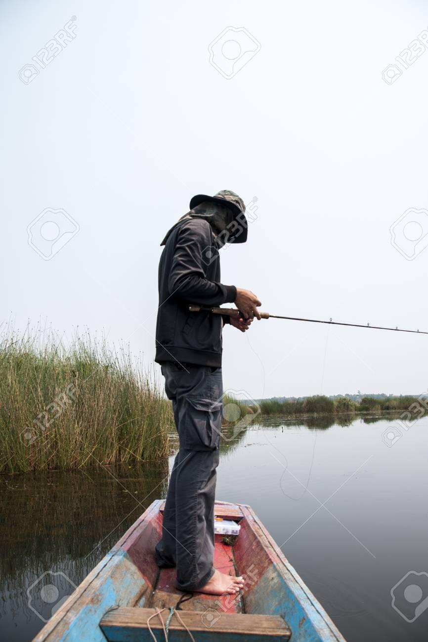 Fisherman Stock Photo - 18804930