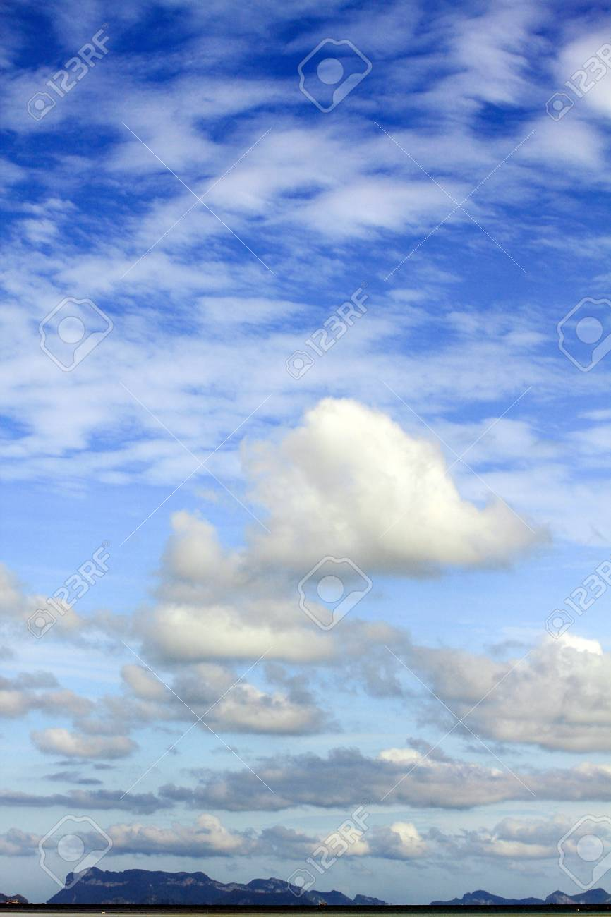 National Marine Park in Blue sky day Stock Photo - 10269205