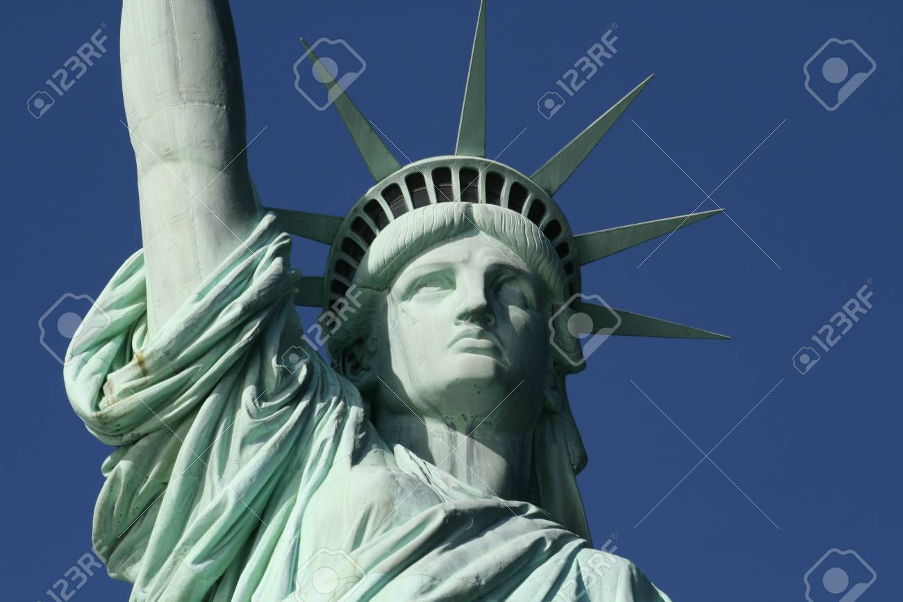 32df00edb1299 This Is The Statue Of Liberty Face Stock Photo, Picture And Royalty ...