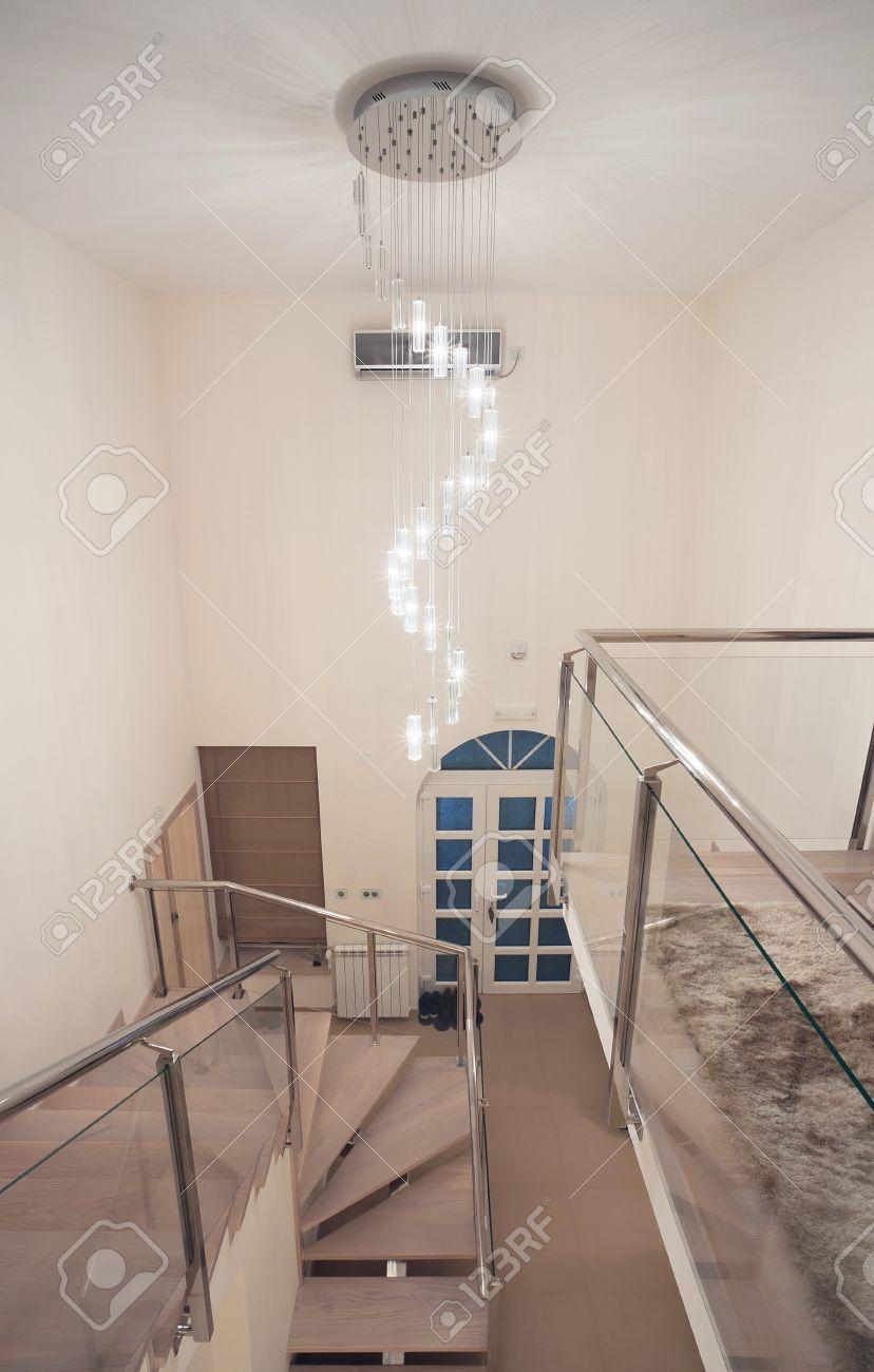 Interieur D Une Grande Maison Un Design Moderne Des Salles De