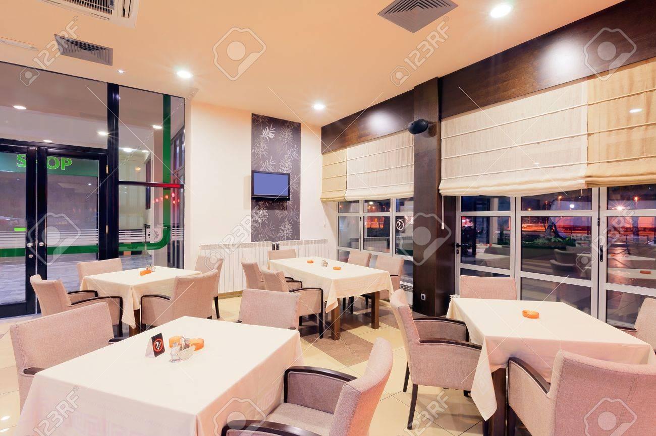 Decoration Restaurant Moderne ~ Myfrdesign.co
