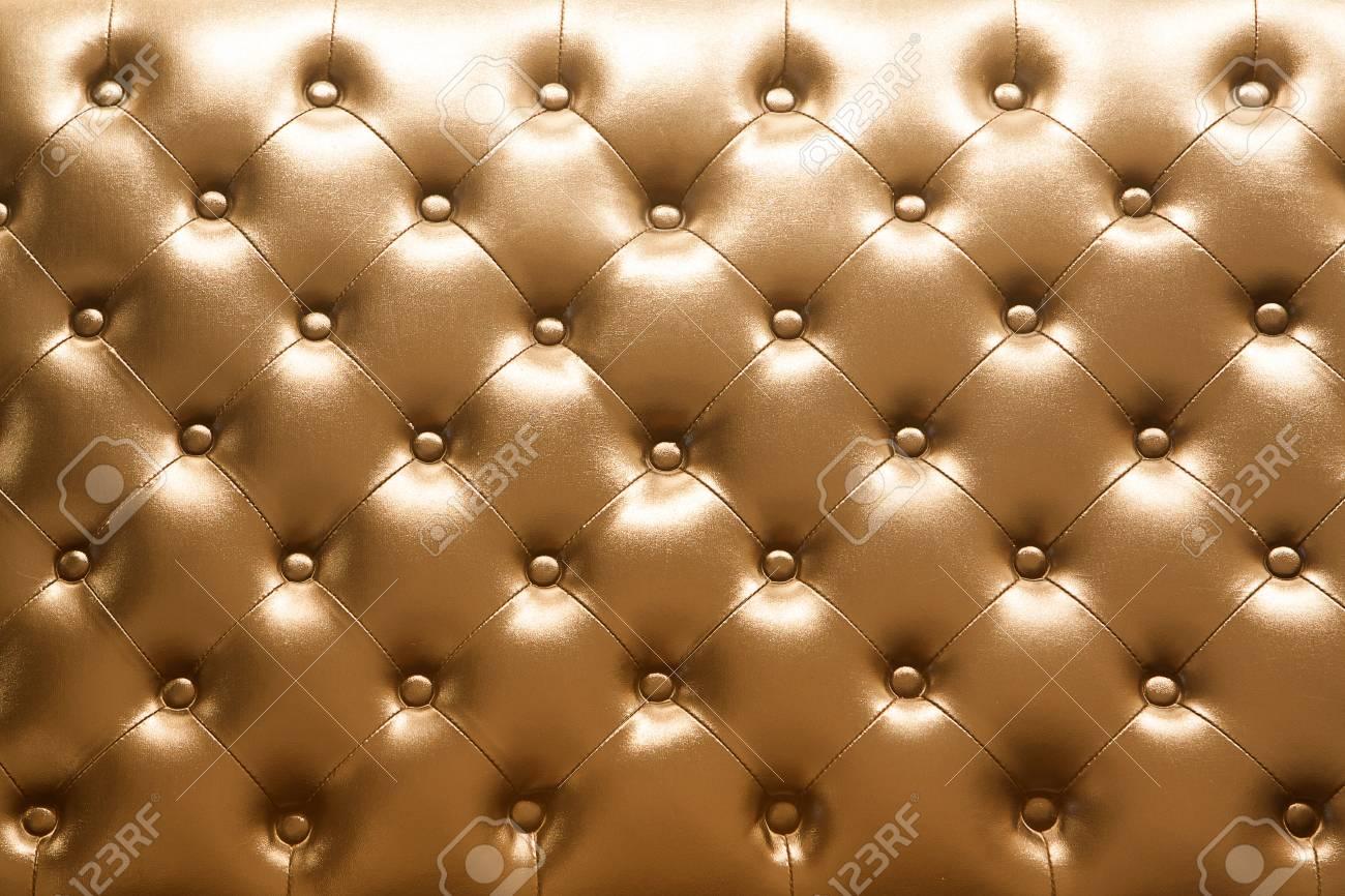 Texture Pelle Divano.In Pelle Vintage Divano Pulsante Per Sfondo Con Texture Retro Sfondo Con Texture