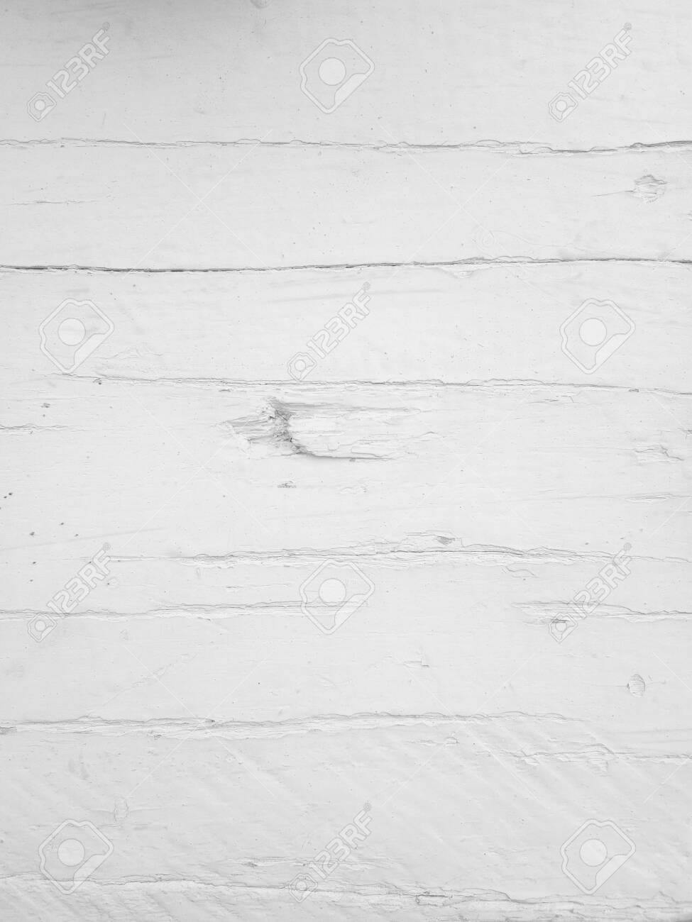 White wooden texture background in vintage style. Soft board for graphic design or wallpaper. - 158276542