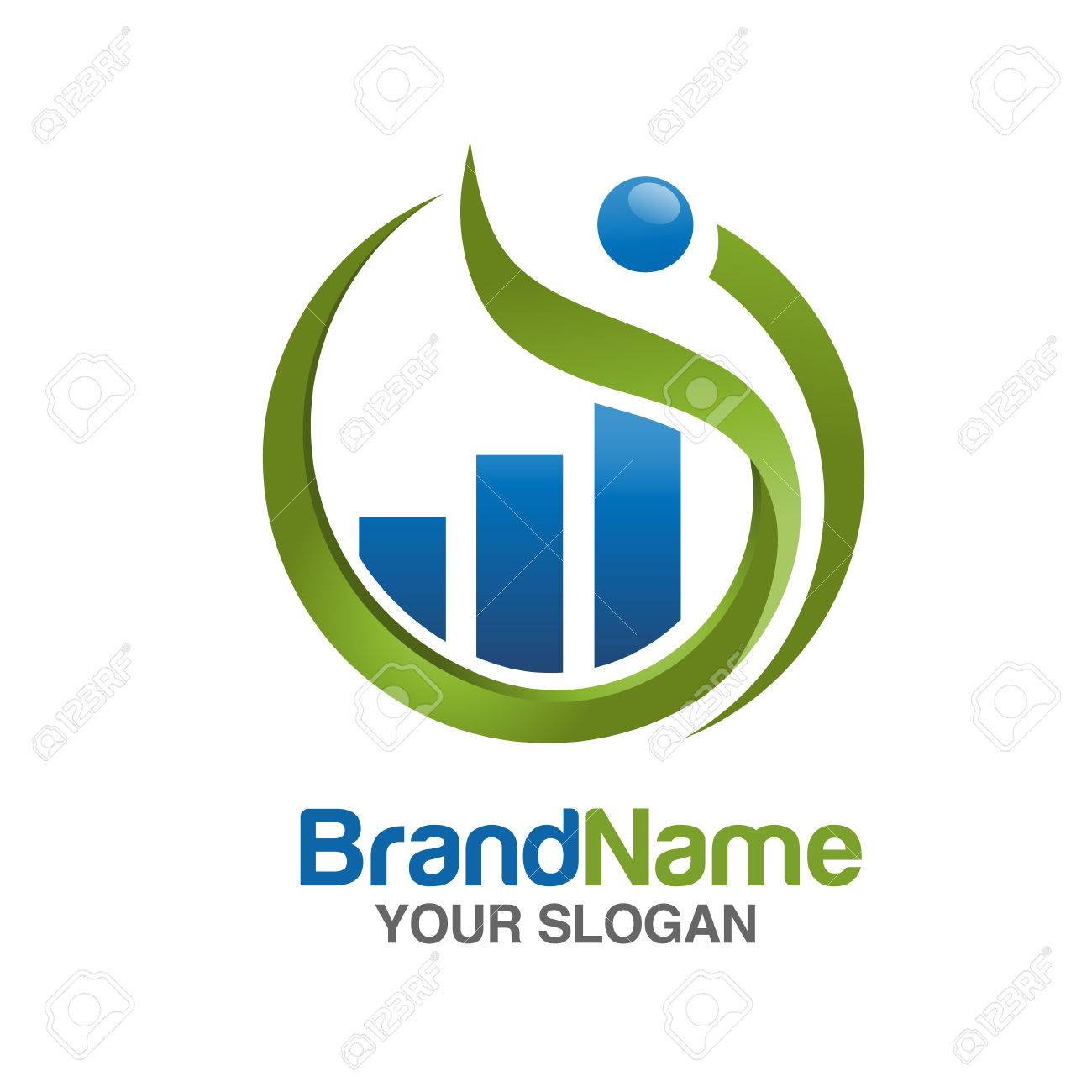 Marketing and finance logo royalty free cliparts vectors and stock marketing and finance logo stock vector 54448972 altavistaventures Choice Image