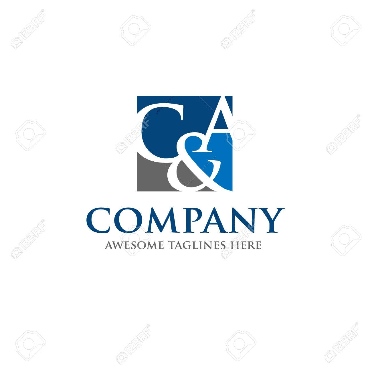 C A C And A Letter Logo Design Vector Illustration Template Creative Letter C A C And A Logo Royalty Free Cliparts Vetores E Ilustracoes Stock Image 78450621