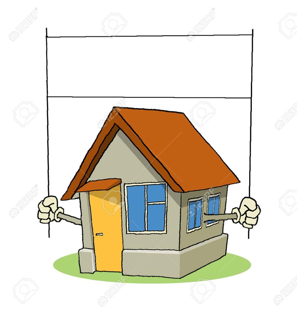 Accommodation house Stock Photo - 15043941