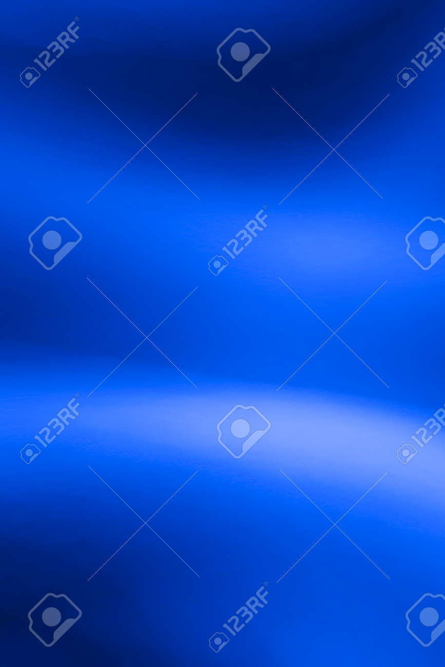 Abstract blue lines on a black background - 159246113