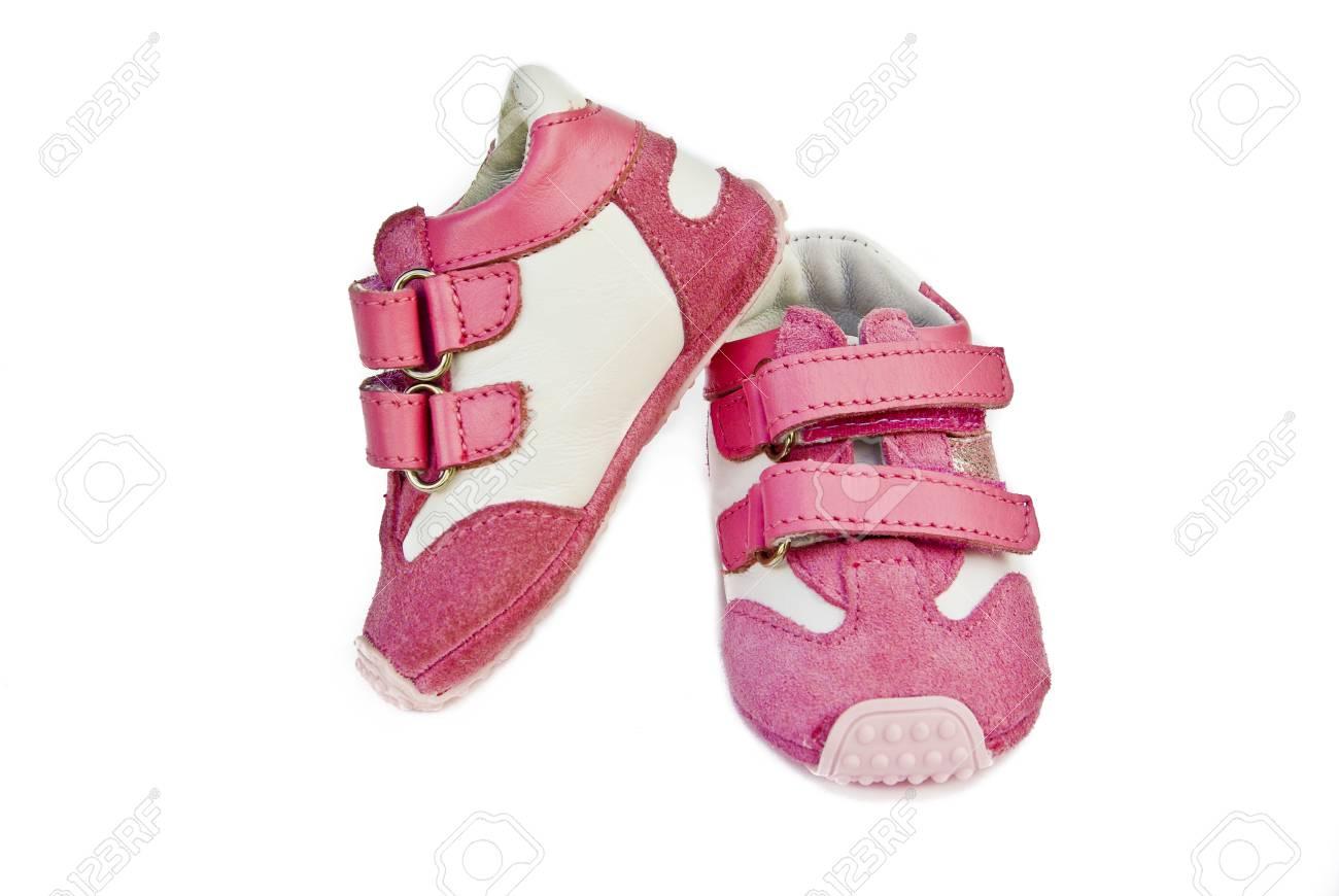 a48184f3 Calzado deportivo cómodo para el niño pequeño Foto de archivo - 23139925
