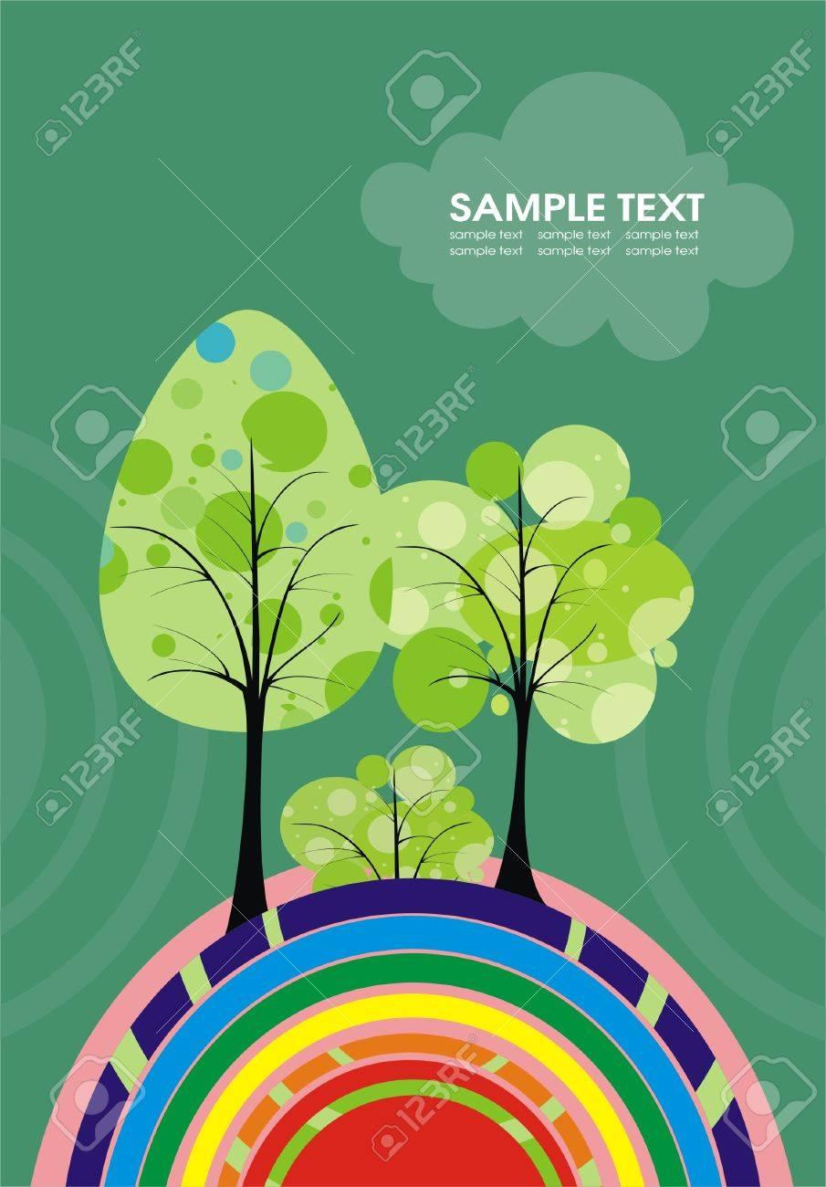 Green world Stock Vector - 6217782