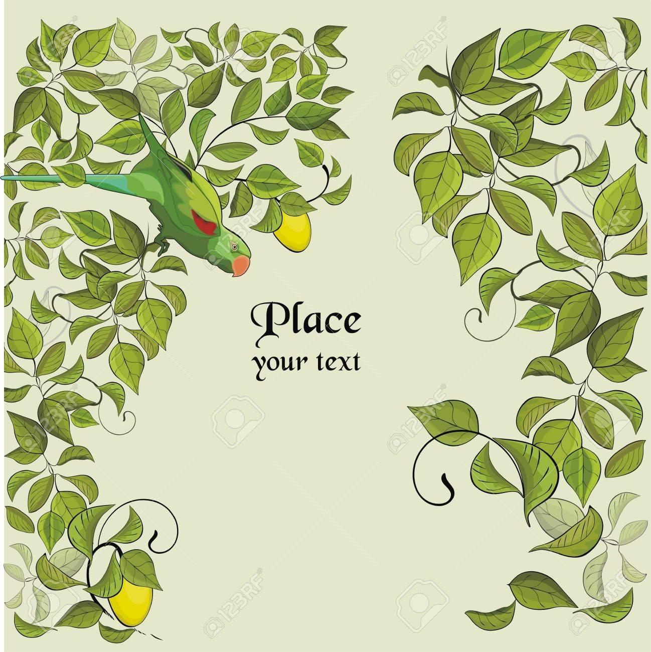 Lemon Tree Artwork And Lemon Tree Vector