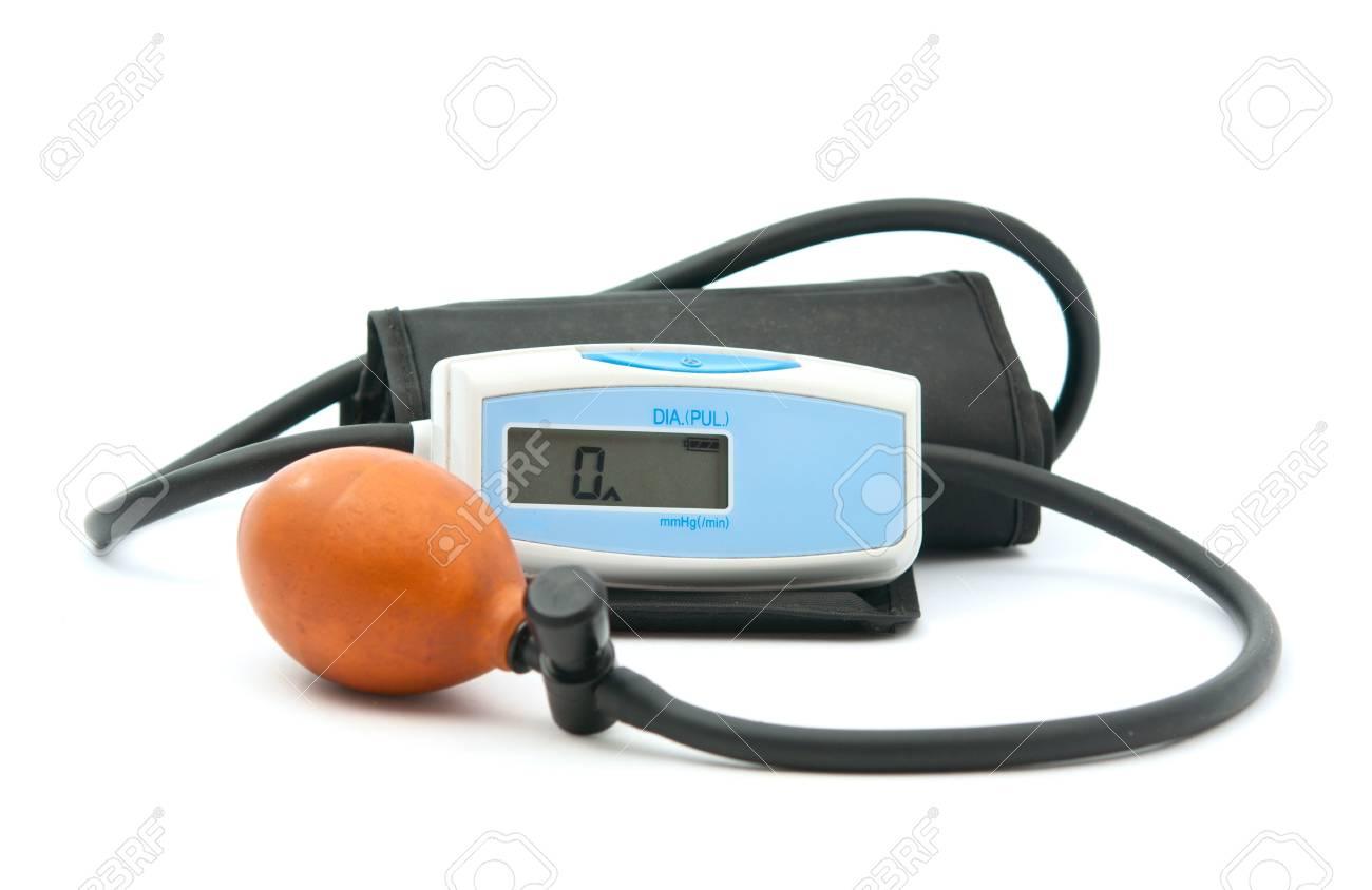 tonometer on a white background Stock Photo - 9644922