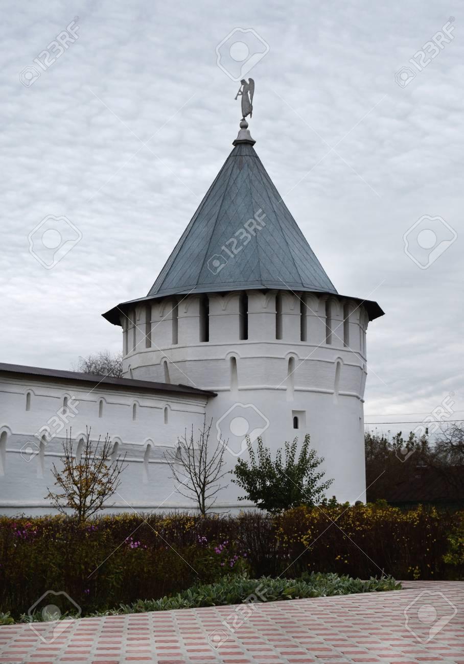タワー、セルプホフ、ロシアの灰...