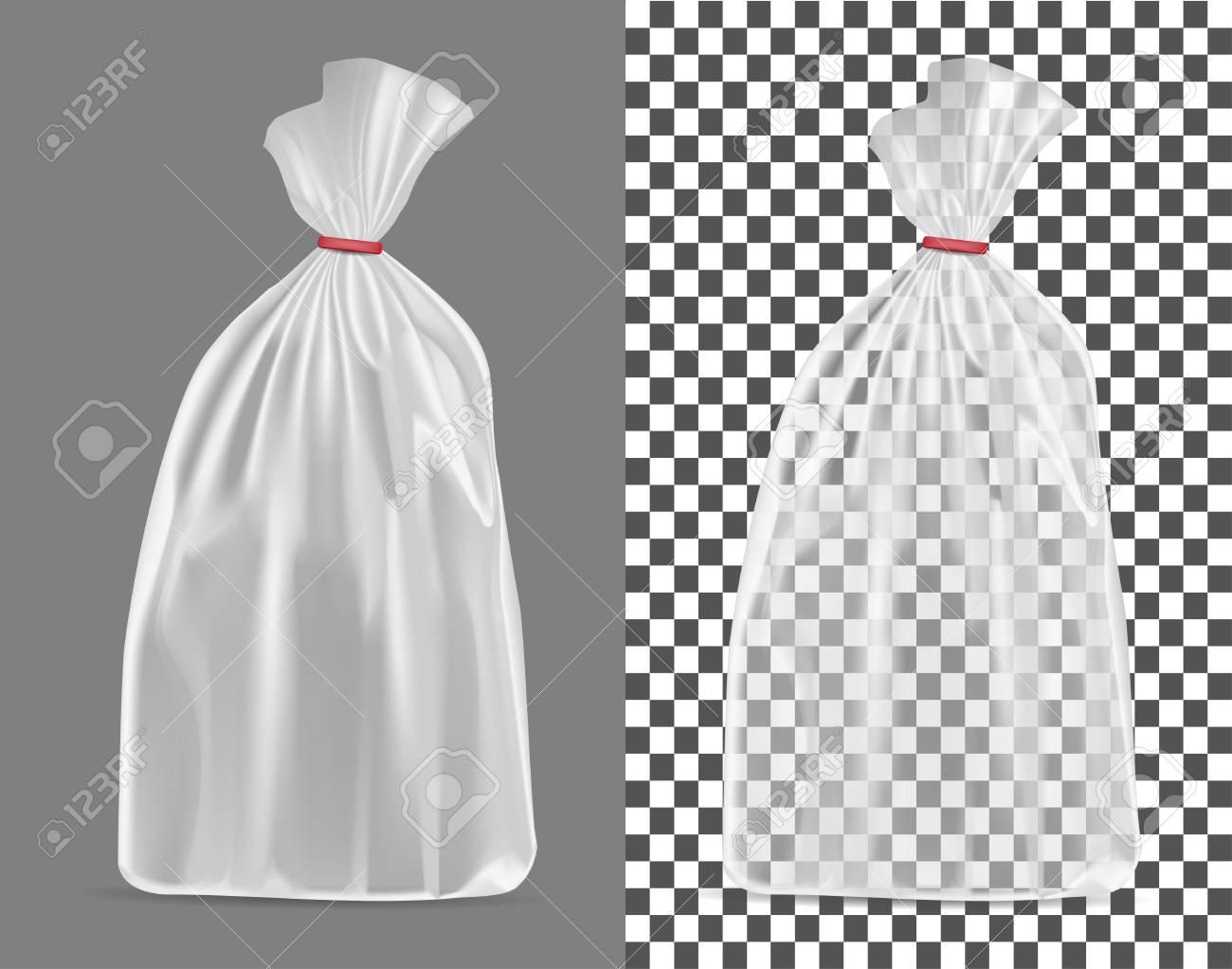 63ea01547 Bolsa de plástico transparente. Embalaje para pan, café, dulces, galletas y  regalos
