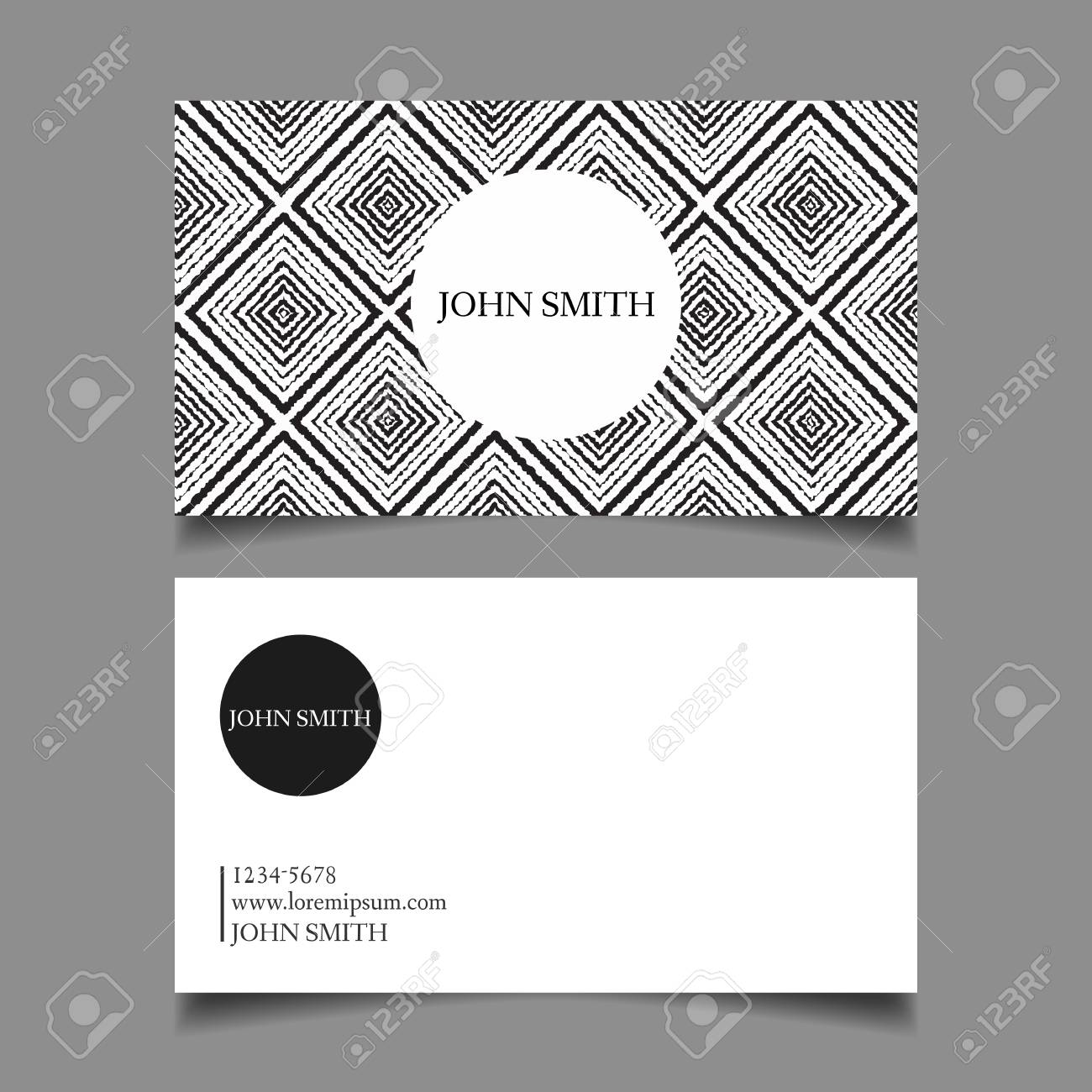 Business card template editable neat design of the draft map business card template editable neat design of the draft map vector illustration stock colourmoves