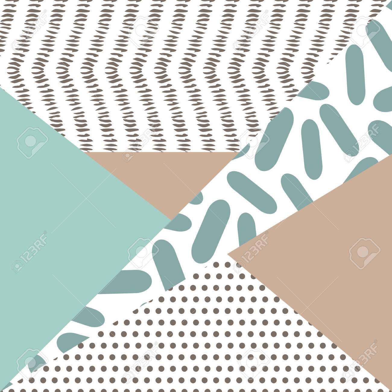 geometric card vector illustration banner postcard art design royalty free cliparts vectors and stock illustration image 88845801 geometric card vector illustration banner postcard art design