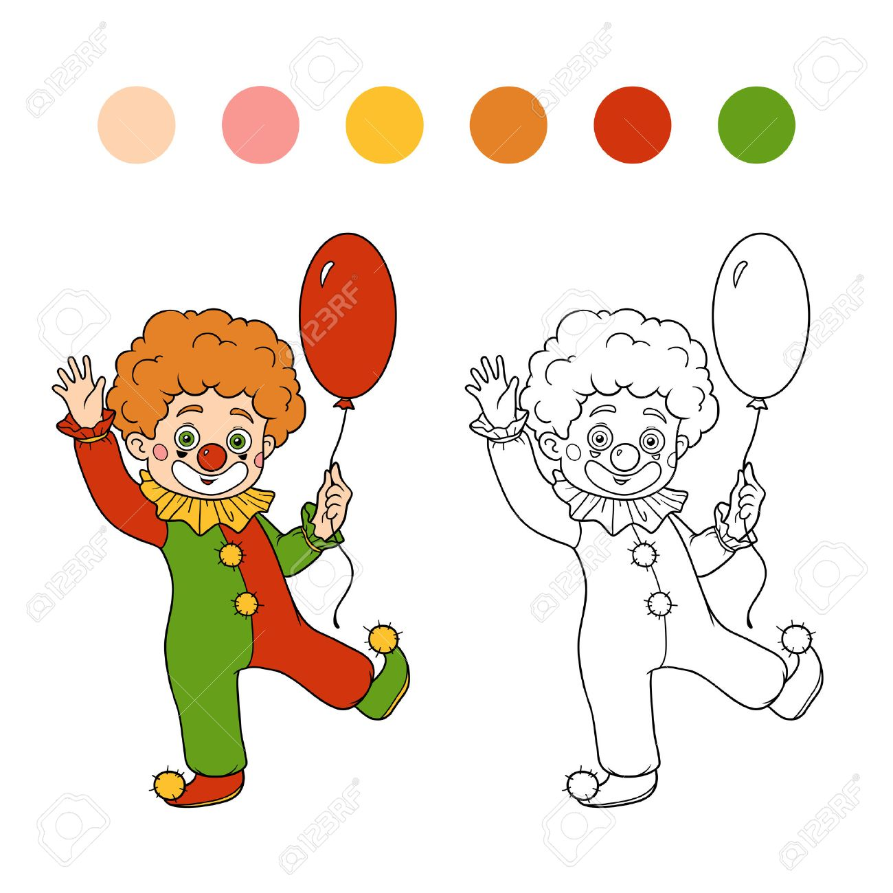 Balloon Clown Book - Wiring Diagrams •