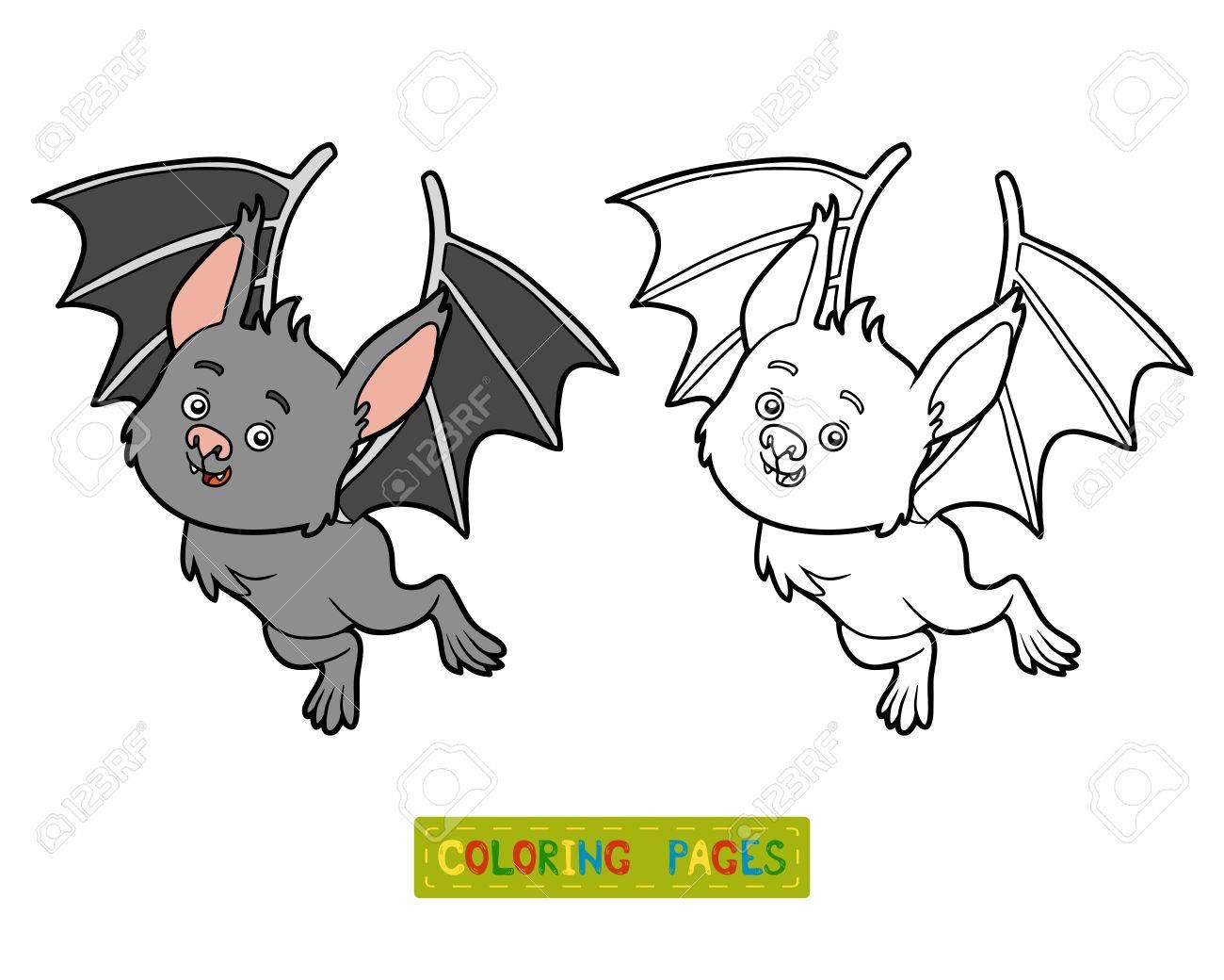 Perfecto Colorear Bat Imagen - Ideas Para Colorear - verbamanent.info