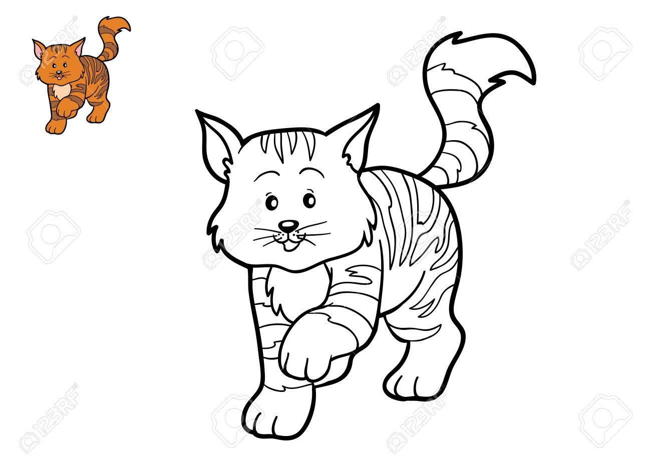 Groß Katze Im Hut Fisch Malvorlagen Fotos - Entry Level Resume ...