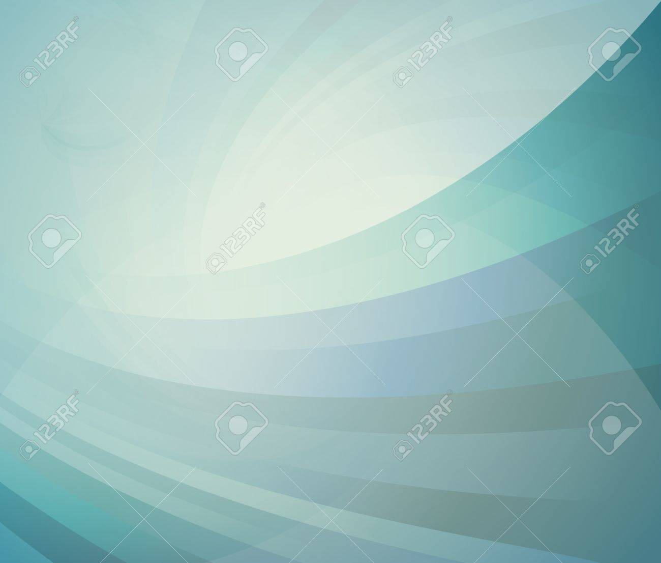 Abstract colorful transparent lights illustration Stock Vector - 10488221