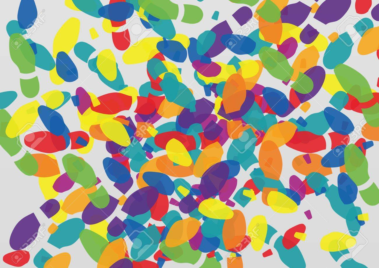 La Mujer El Zapatos De Colores Ilustración Huellas Y Hombre qwwRCtpx