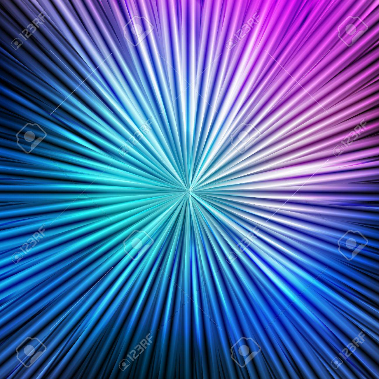 Neon abstract lines design on dark background vector concept Stock Vector - 17408218