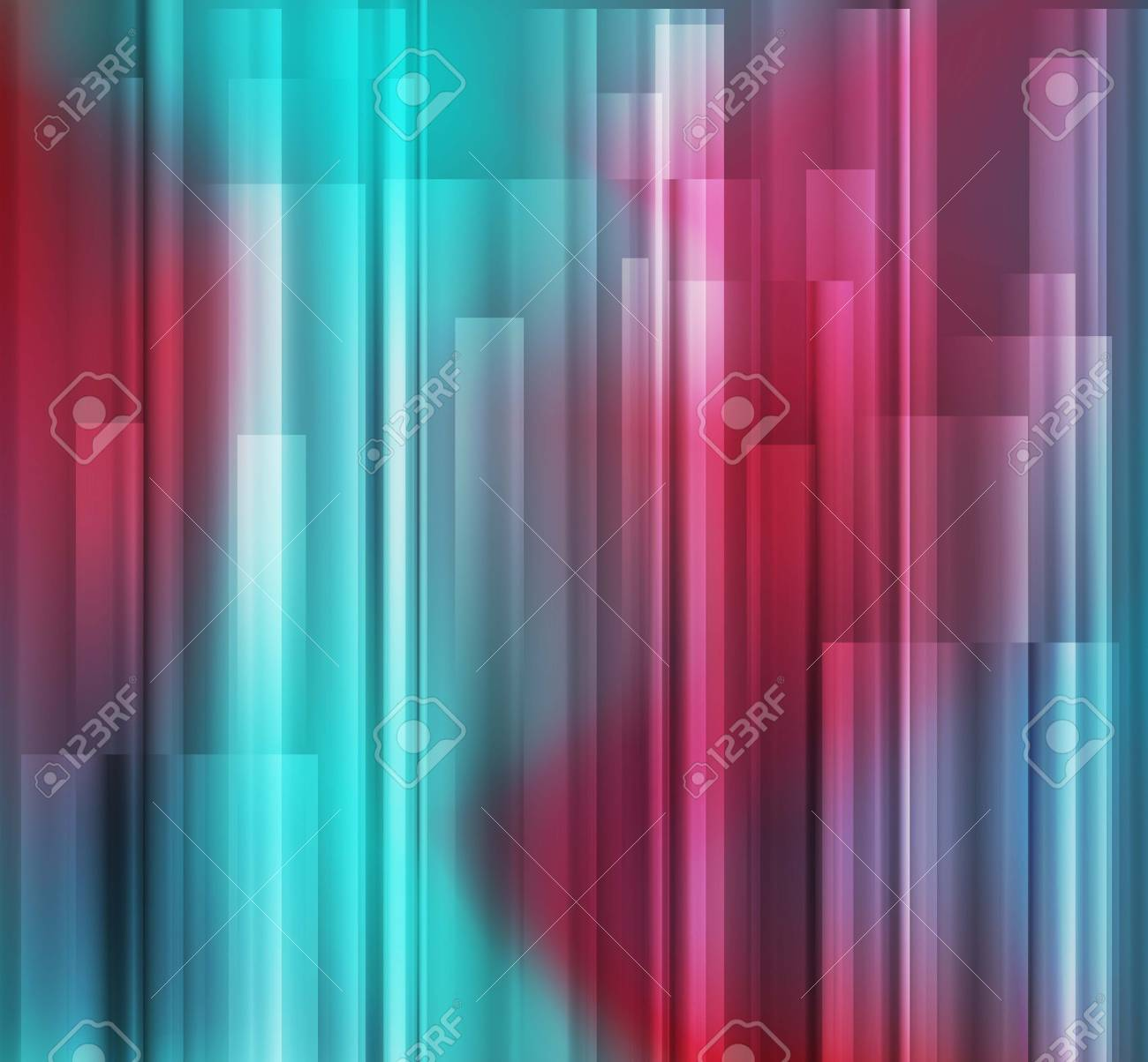 Neon abstract lines design on dark background vector concept Stock Vector - 17408026