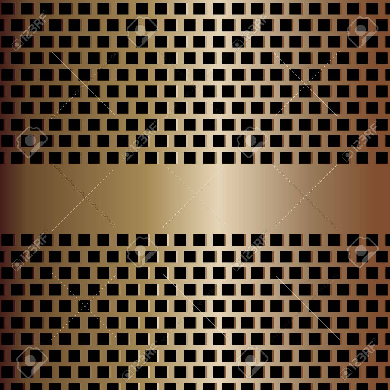 Metallic mesh texture background with reflections Stock Vector - 20899563