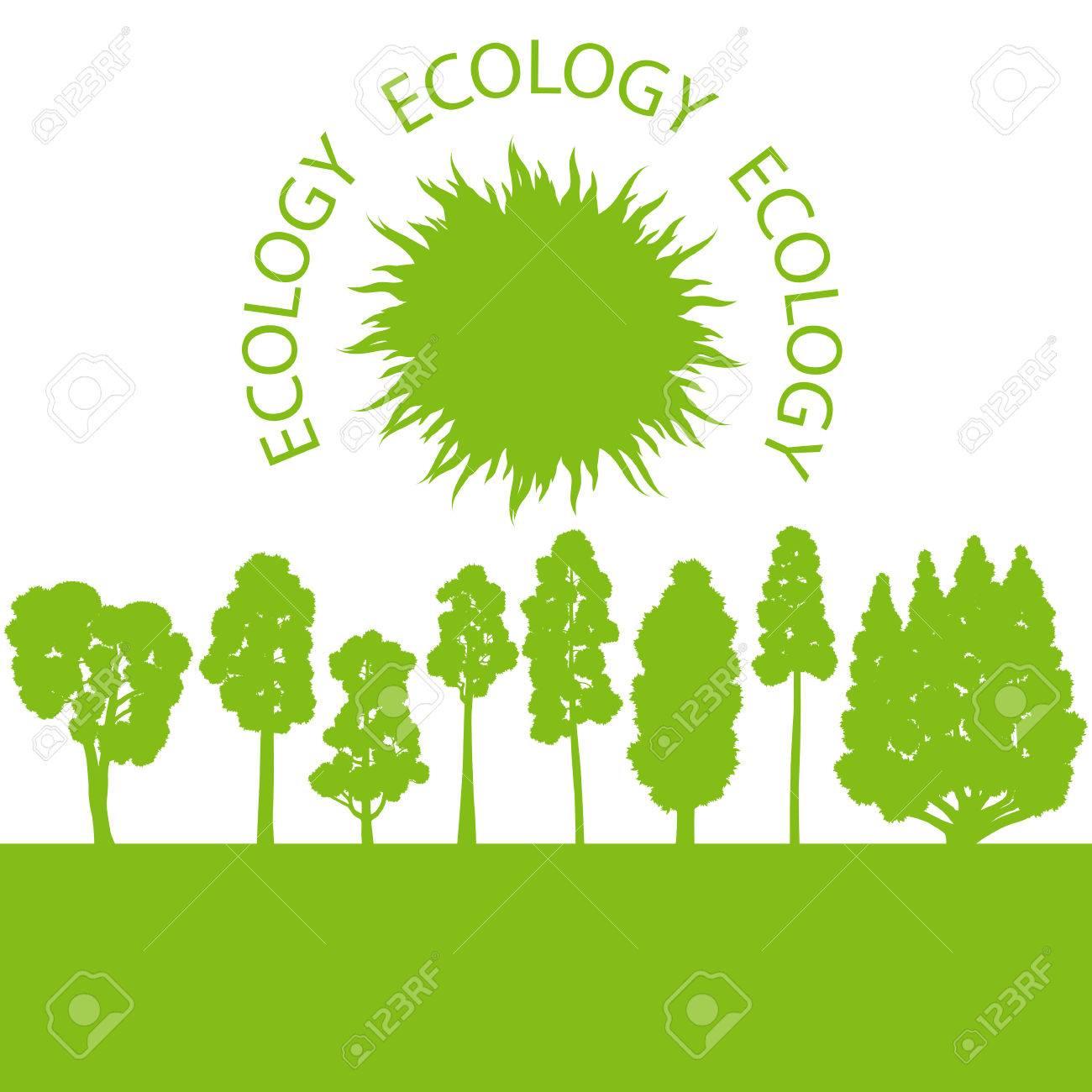 Standard Bild   Umweltfreundlicher Land Vektor Hintergrund Konzept Für  Plakat