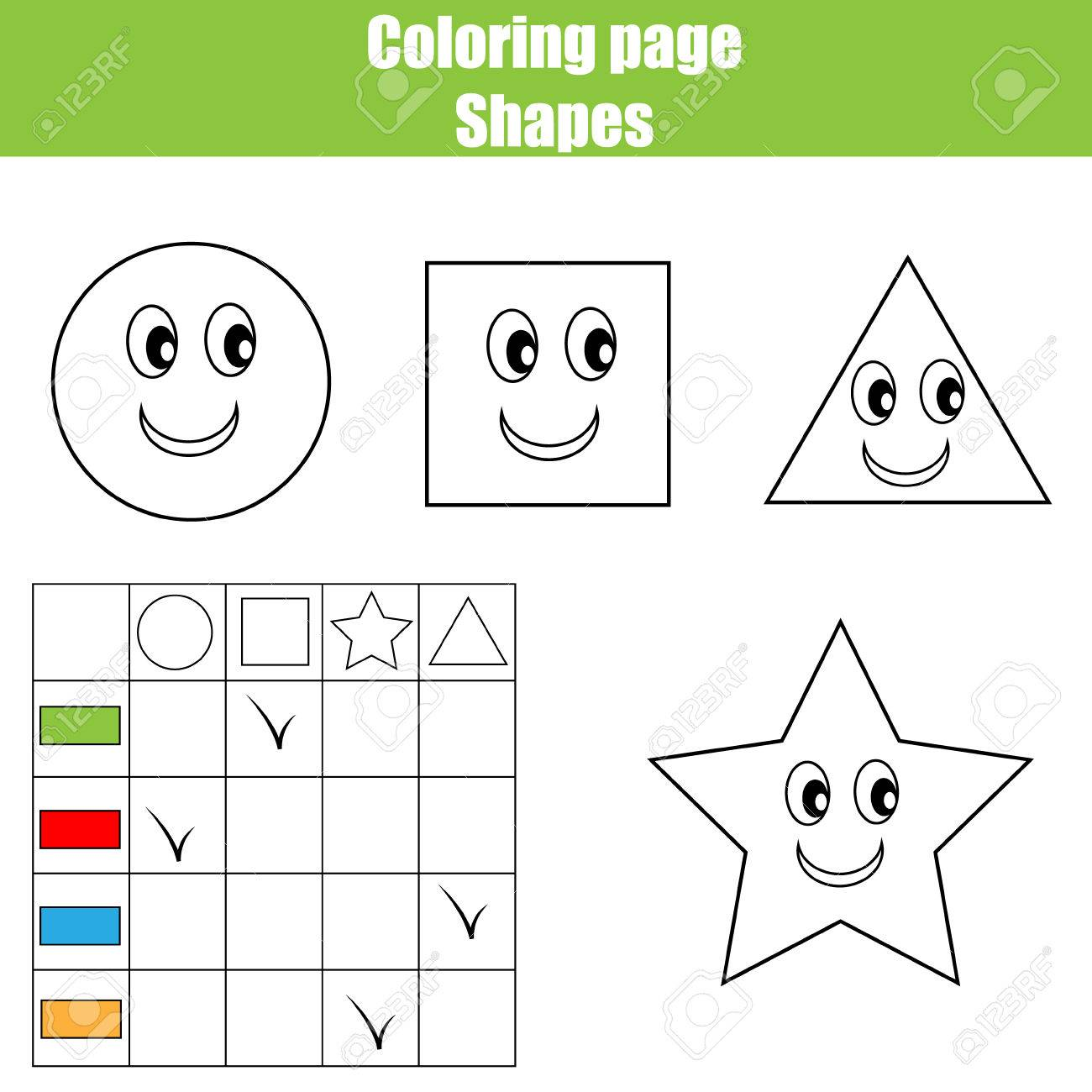 graphic relating to Toddler Learning Activities Printable Free called Coloring web site teach sheet. Insightful youngsters video game, young children..