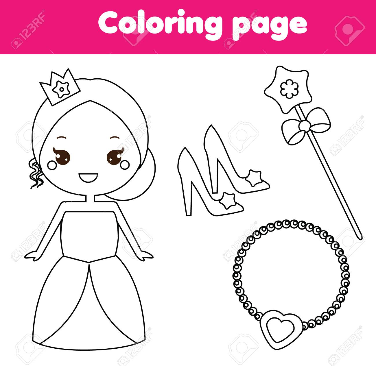 Disney Princesses Coloring Page Coloring Home - Top Coloring Pages ... | 1266x1300